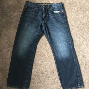Men's American Eagle Relaxed Straight Jeans